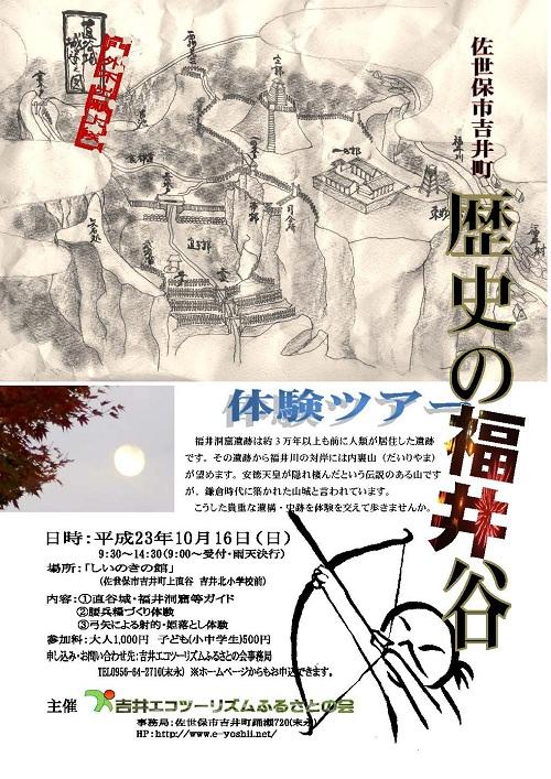 歴史の福井谷